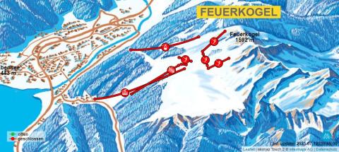 Feuerkogel - Ebensee