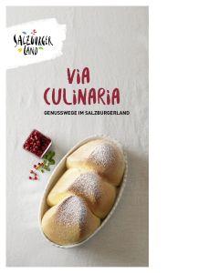 Via Culinaria – gastronomický průvodce