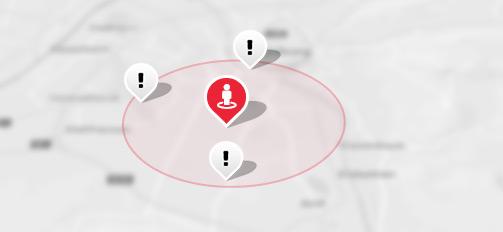 Google Map öffnen