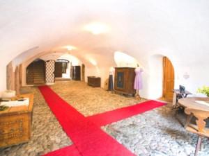 Eingangsbereich der Manufaktur