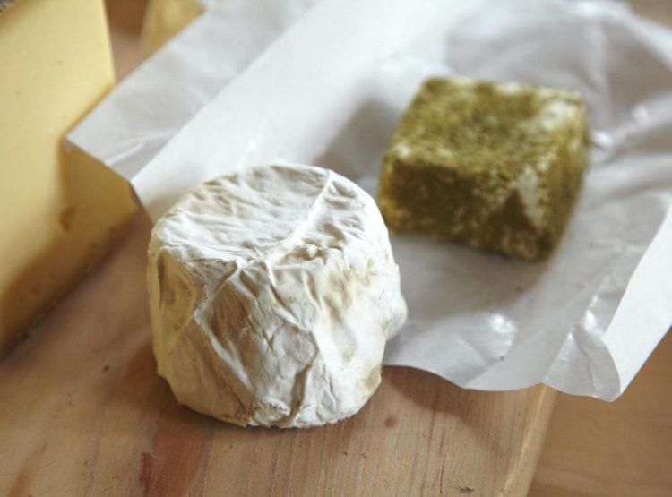 Der fertige Käse