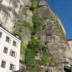 Was für eine herrliche Kletterwand