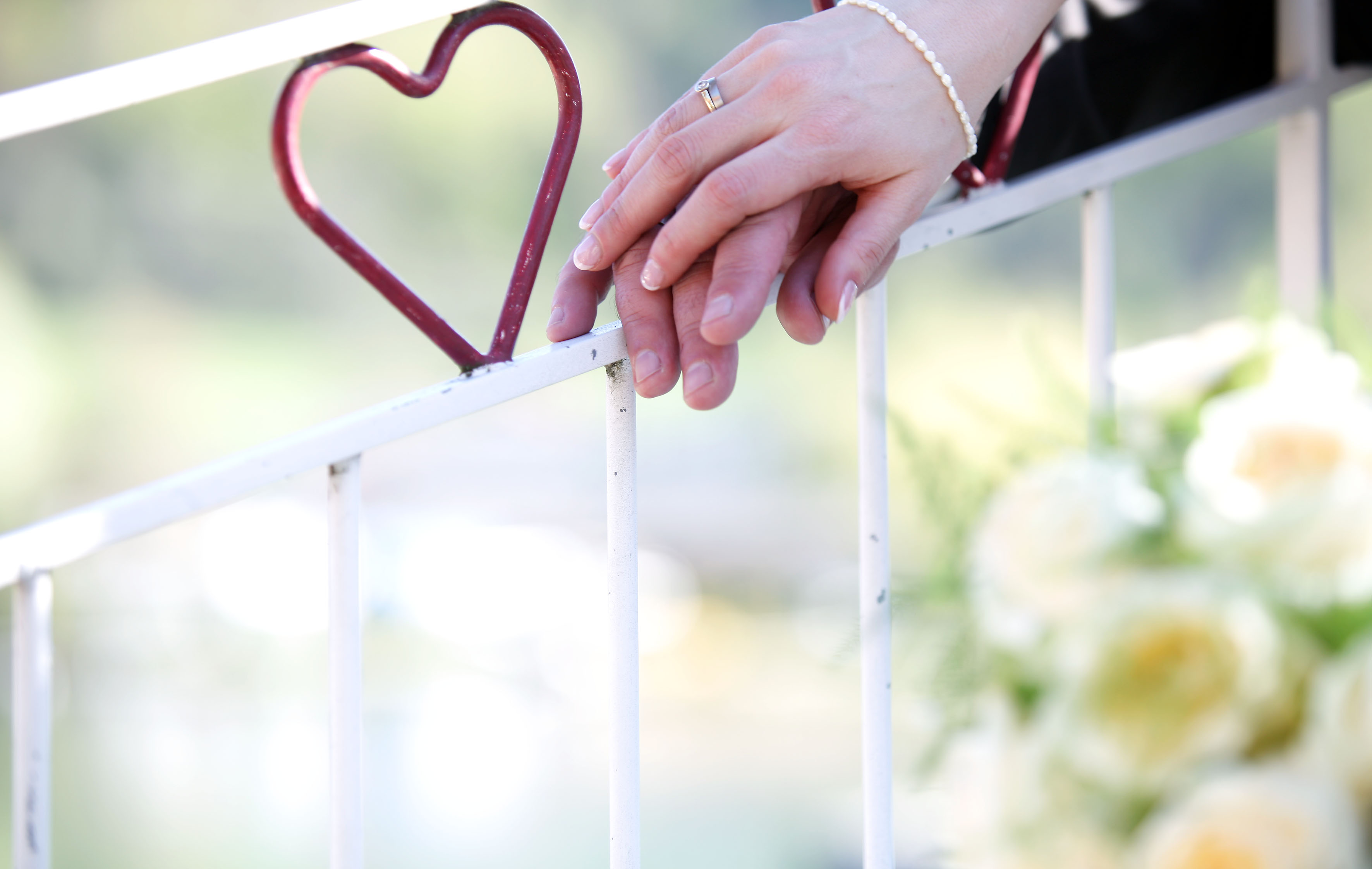 Romantisch heiraten