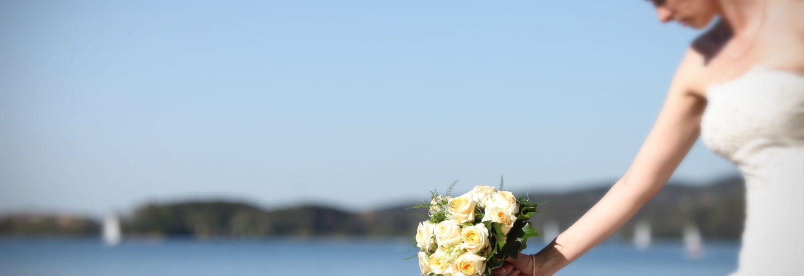Perfekte Kulisse für glückliche Bräute