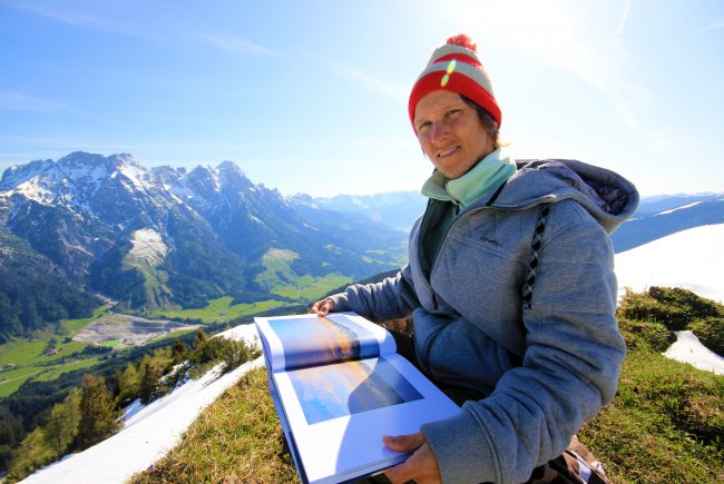 Der Logenplatz von Snowboardlegende Stefan Gimpl - Lemonmedia.at