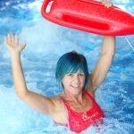 Spaß im Aqua Salza Whirlpool