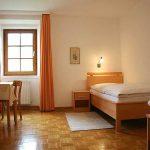 Zimmer in Michaelbeuern © Abtei Michaelbeuern