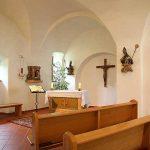 Kapelle in Michaelbeuern © Abtei Michaelbeuern