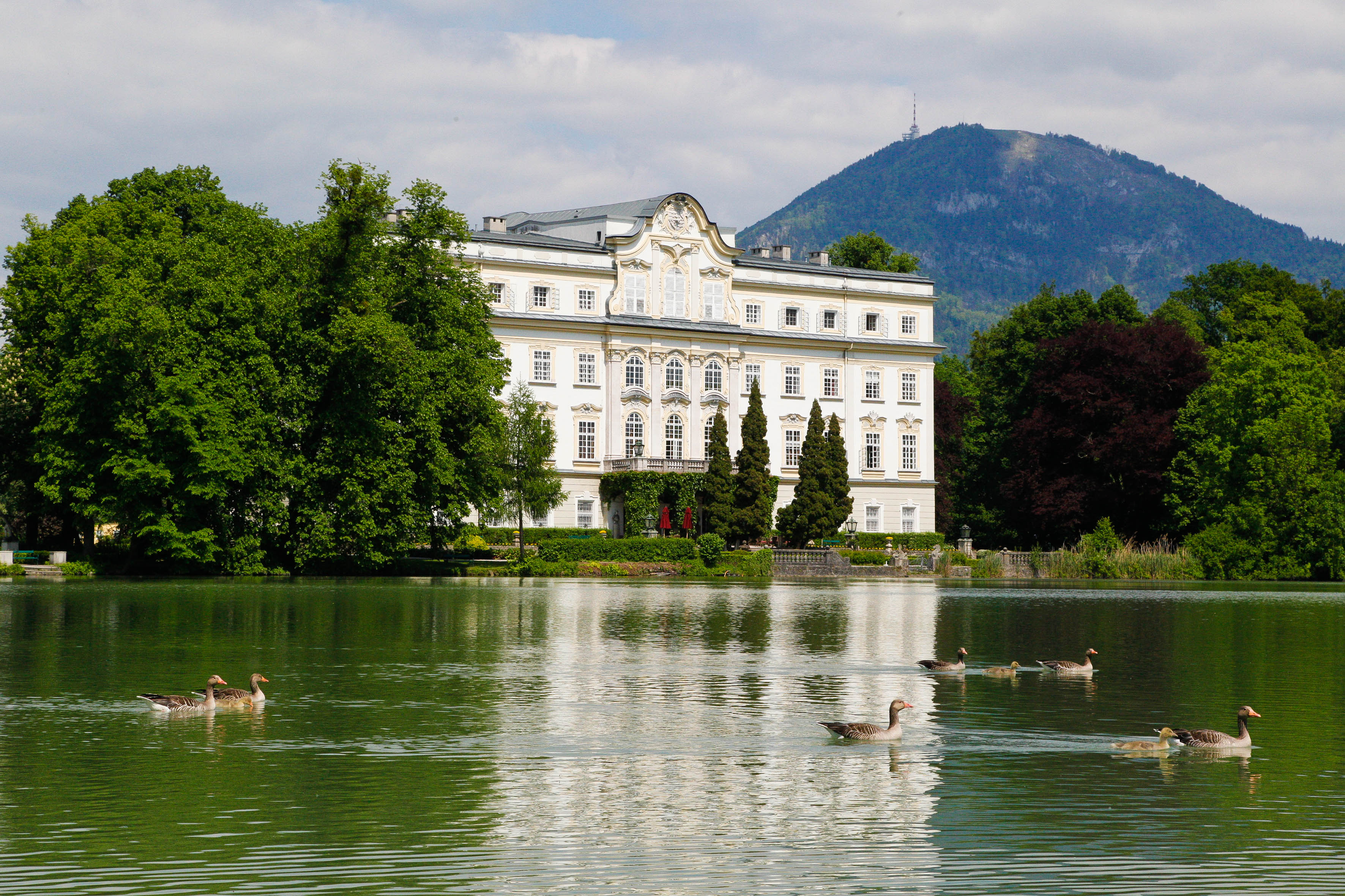 Sound of music von trapp house bavaria pinterest for House house house music