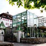 Glaspalast beim Märchenschloss