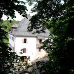 romantische Lage am Schlossberg