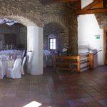 Ritterliches Ambiente im großen Burgsaal. c austrian-wedding.com