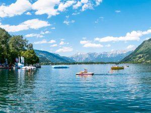 der Zeller See