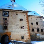Schloss Moosham im Winter