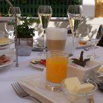 Gwandhaus Frühstück
