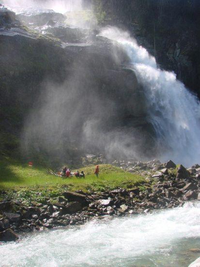 Krimmler Wasserfälle