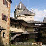 Schloss Moosham - 2. Innenhof