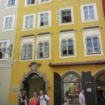 Sightrunning: Vorbei an Mozarts Geburtshaus