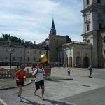 Sightrunning: Kapitelplatz