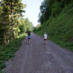 Wanderweg zur Rottenhofhütte