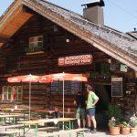 Die Rottenhofhütte