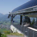 Bergstation der Karkogel Bergbahn