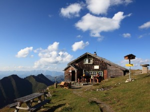 Bad Gasteiner Hütte am Gamskarkogel