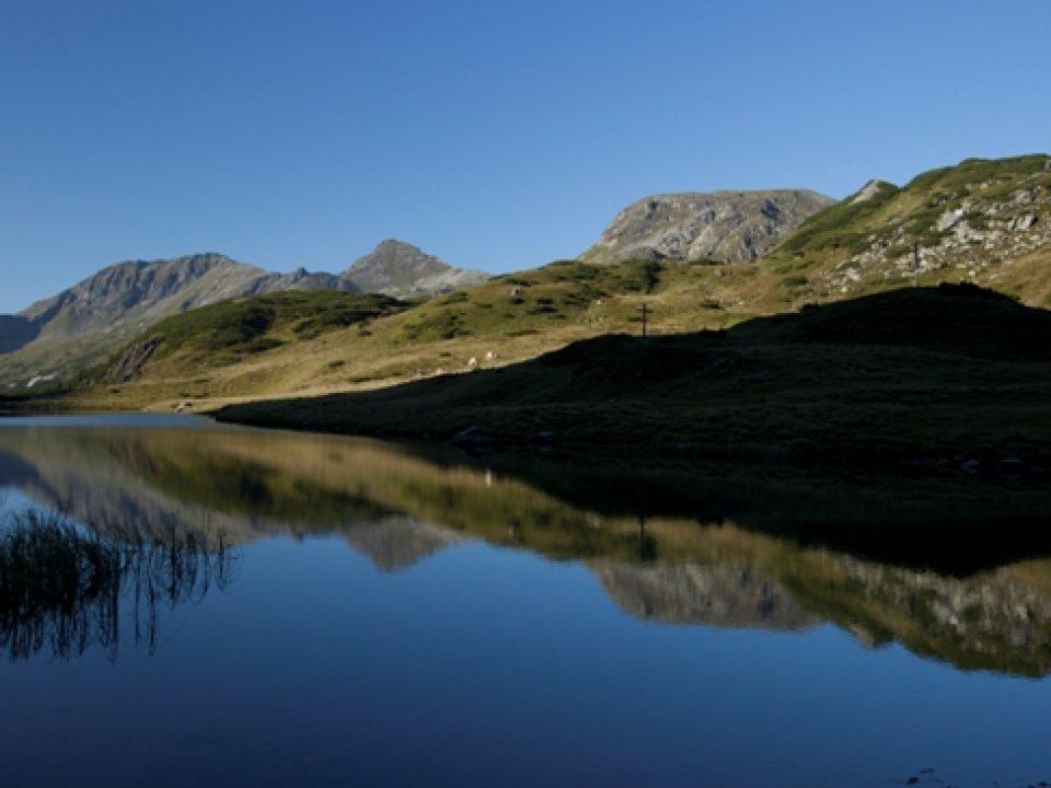 Morgenstimmung am Oberhüttensee