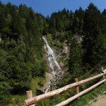 Zustieg zu den Kreealmen und dem Kreealm-Wasserfall