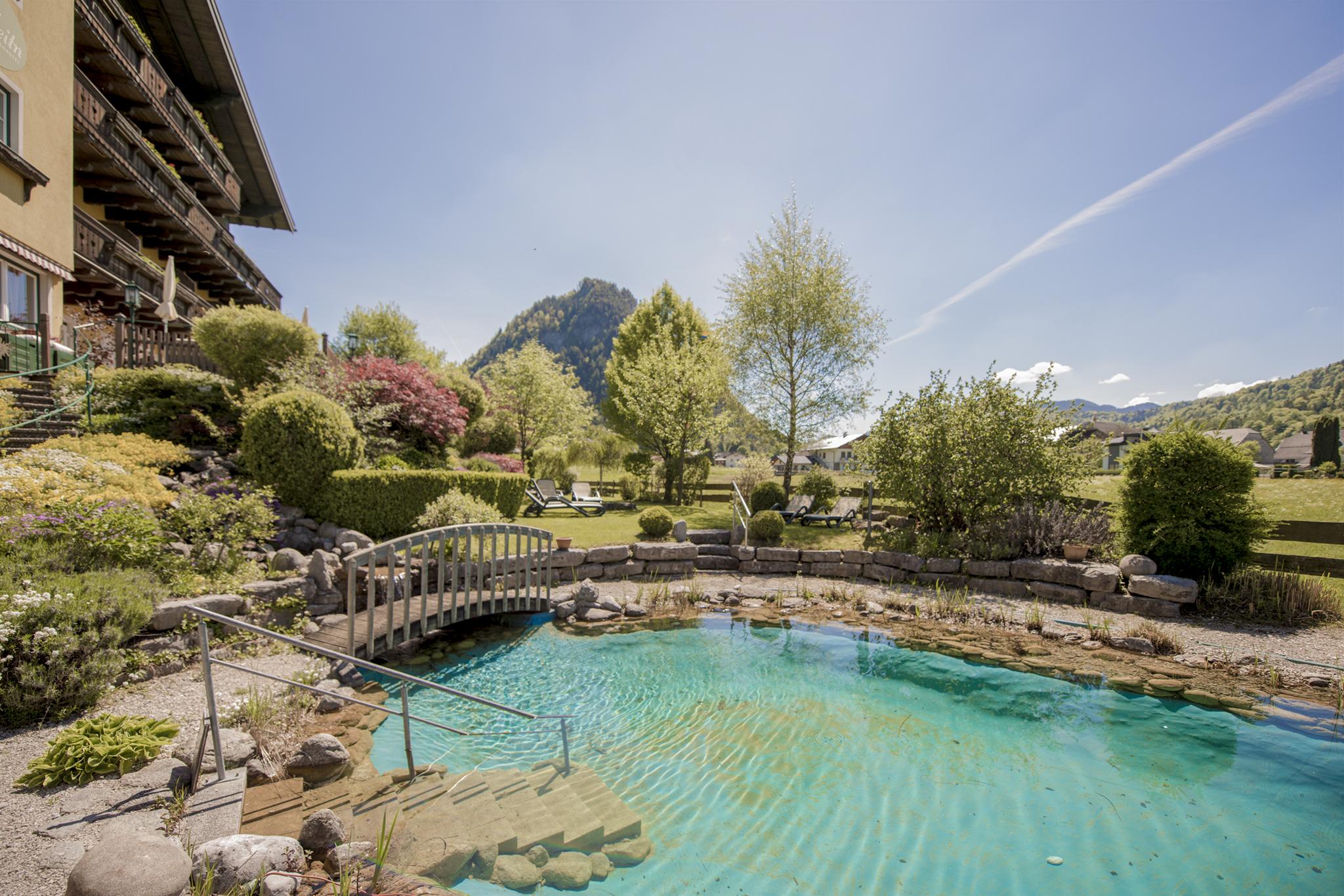 Naturschwimmteich © Hotel Sonnleitn