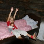 Ein gemütliches Bett