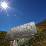 Gleich nach dem Murtörl beginnt der Nationalpark Hohe Tauern