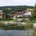 Hotel Kesselgrub mit toller Gartenanlage und Badeteich