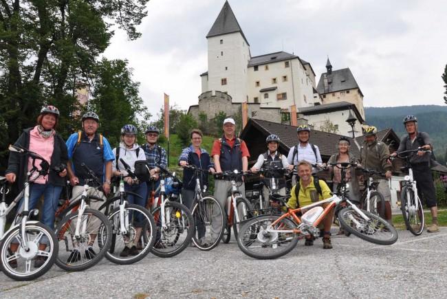 E-Bike Ferienregion Lungau mit Herbert Bliem
