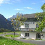 Der Heubadehof Pürzlbach in Weissbach