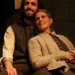 Maria und Josef voll Zuversicht