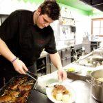 Der Martiniganserlduft zieht durch die Küche