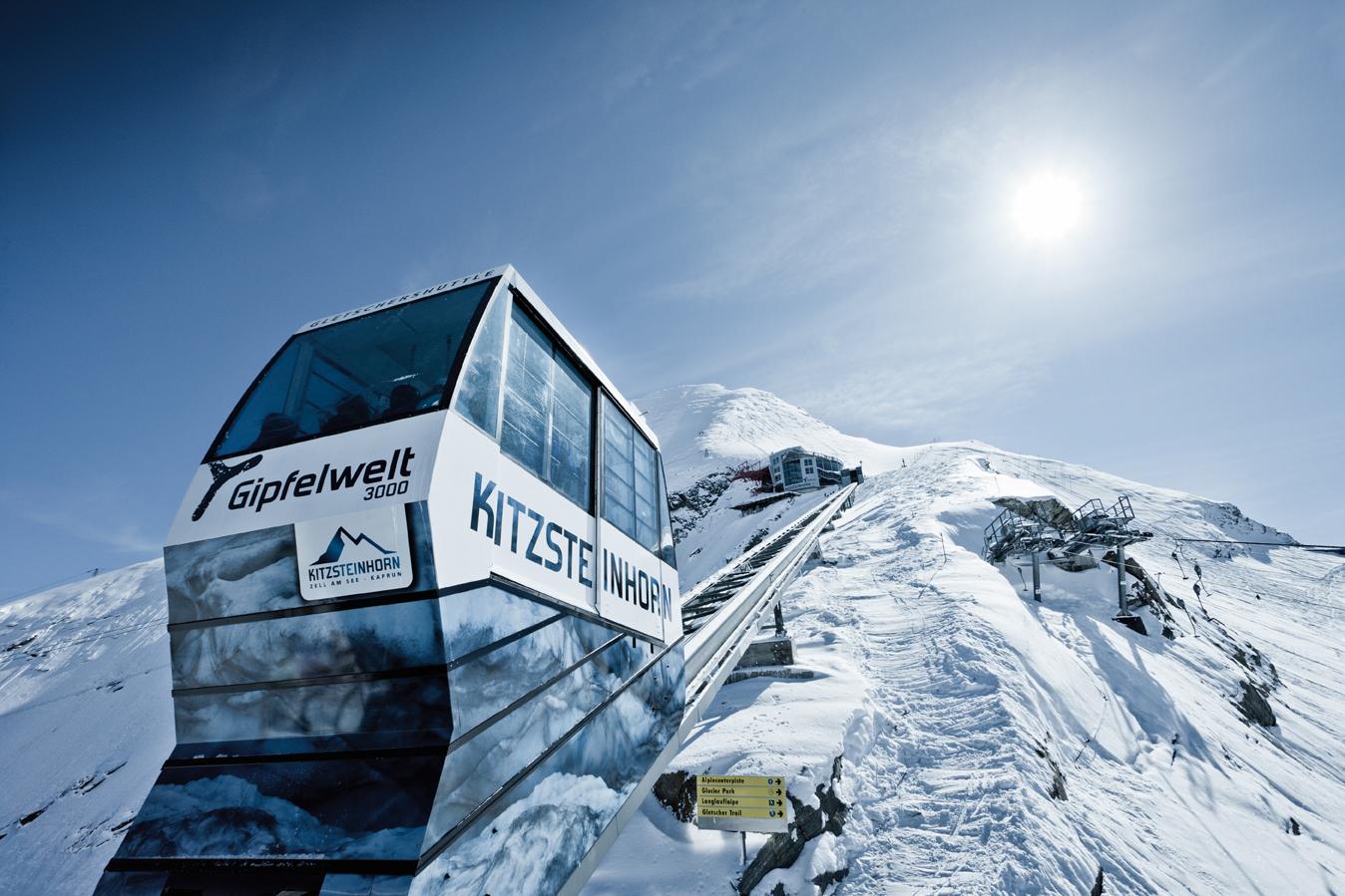 24 Stunden Am Kitzsteinhorn on Weather Boarder