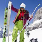 Eva Walkner Skitour