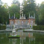 Originalschauplatz Wasserspiele