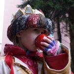 Heißer Tee für den durstigen König