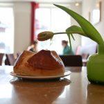 Osterpinze glatter, weil kühler gebacken