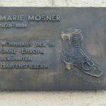 Marie Mösner war bis  zu ihrer Heirat Europas berühmteste Harfenspielerin