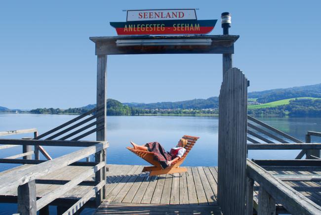 SalzburgerSeenland_Wiegeliege-steg