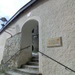Stift Nonnberg war die Wirkungsstätte der Hl. Erentrudis
