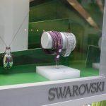 Swarovski, Getreidegasse, Altstadt, Shopping, Salzburg, 20120326, (c) wildbild