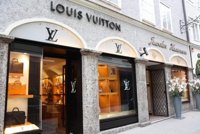 Louis Vuitton Salzburg