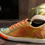 P1 Sneakers mit Discoreflexionslicht