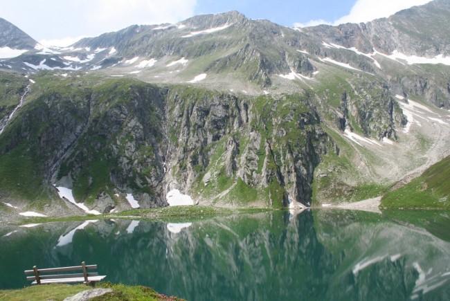 Seebachsee im Nationalpark Hohe Tauern