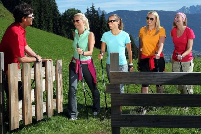 Nordic-Walking im SalzburgerLand (TVB Flachau)